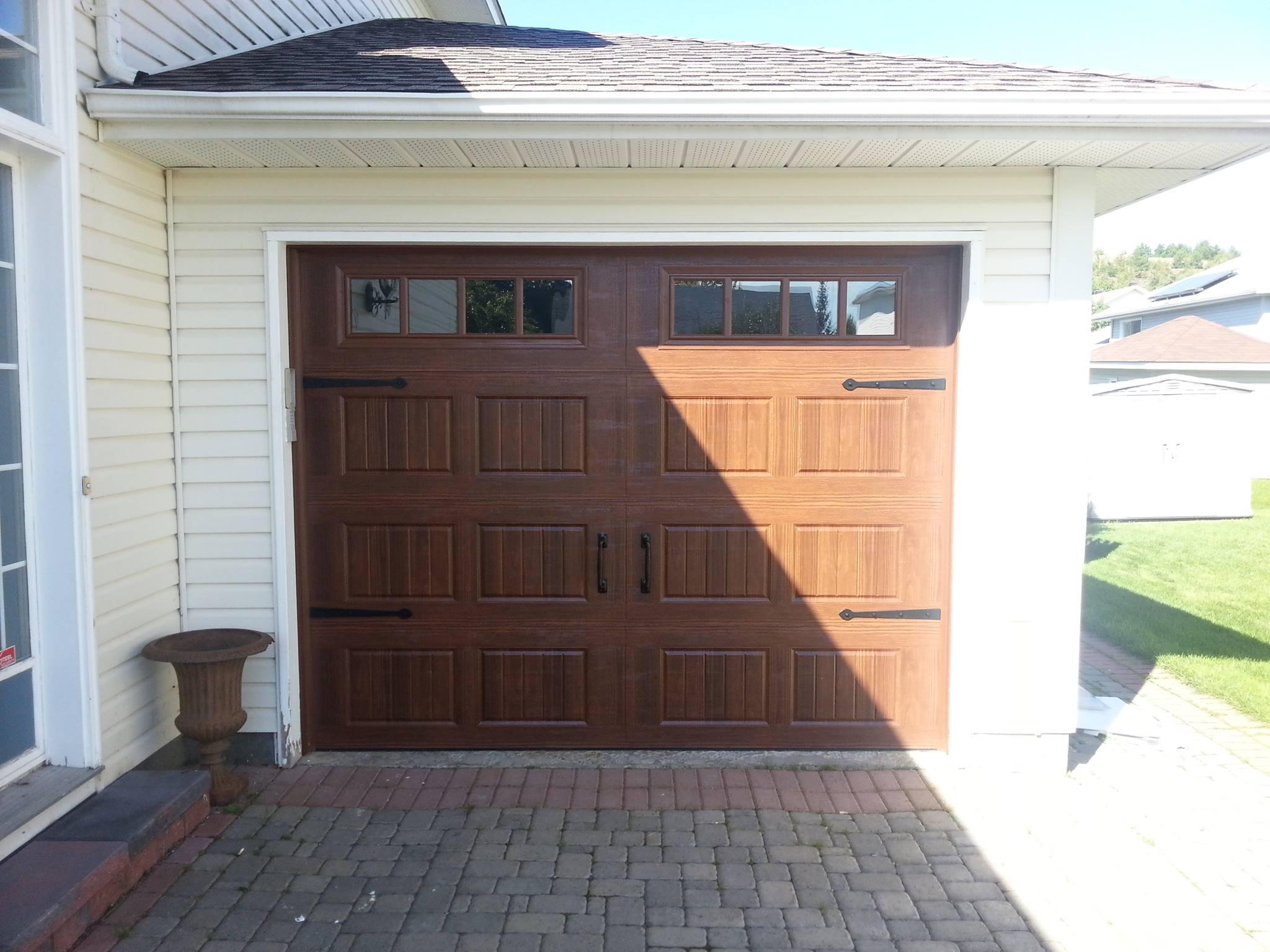 Attrayant Garage Door Sudbury Northern Ontario