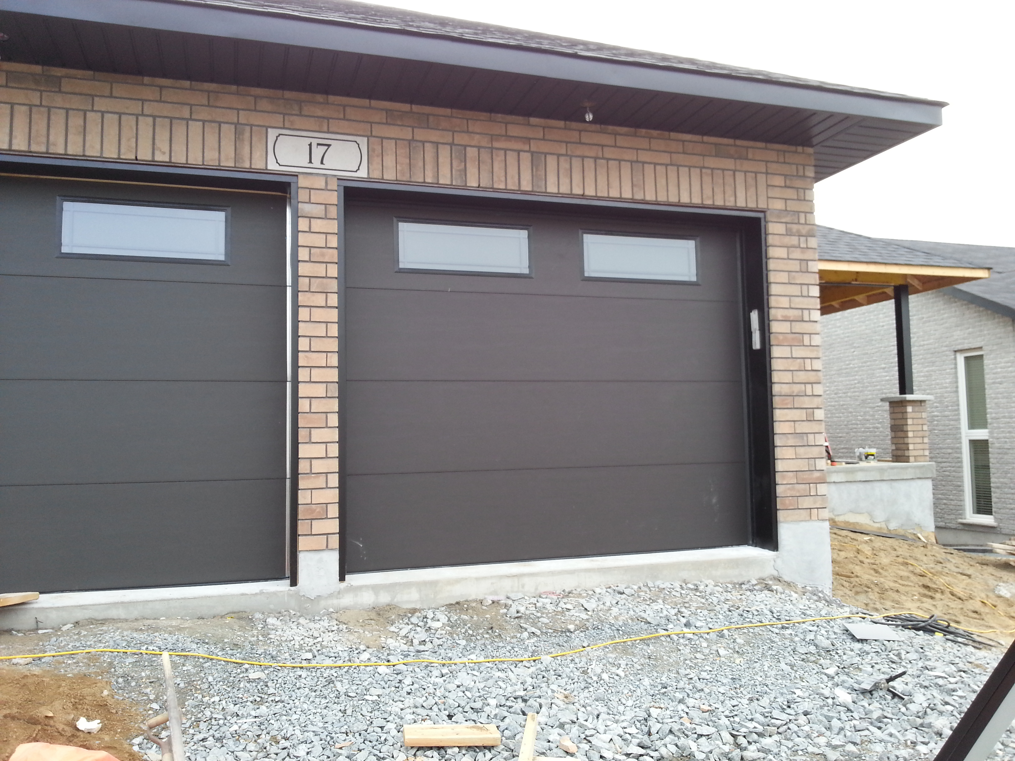 Perfect Added Drama For Your Garage. Residential Garage Doors