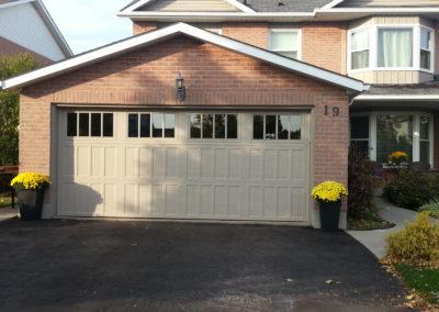 Sudbury garage doors DoorTech